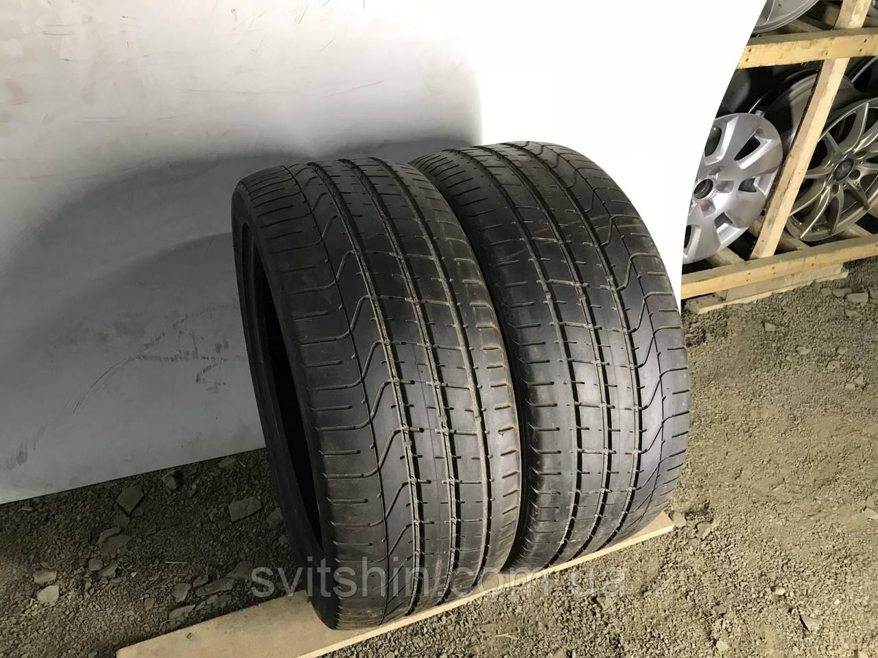 Шини бу літо 265/40R20 Pirelli PZero 2шт 5,5-6мм