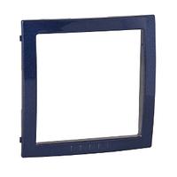 Вставка для рамок Синий индиго Unica Schneider, MGU4.000.42