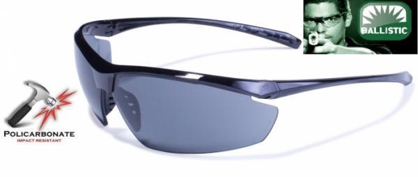 Защитные очки Lieutenant(SMOKE) от Global Vision (США)
