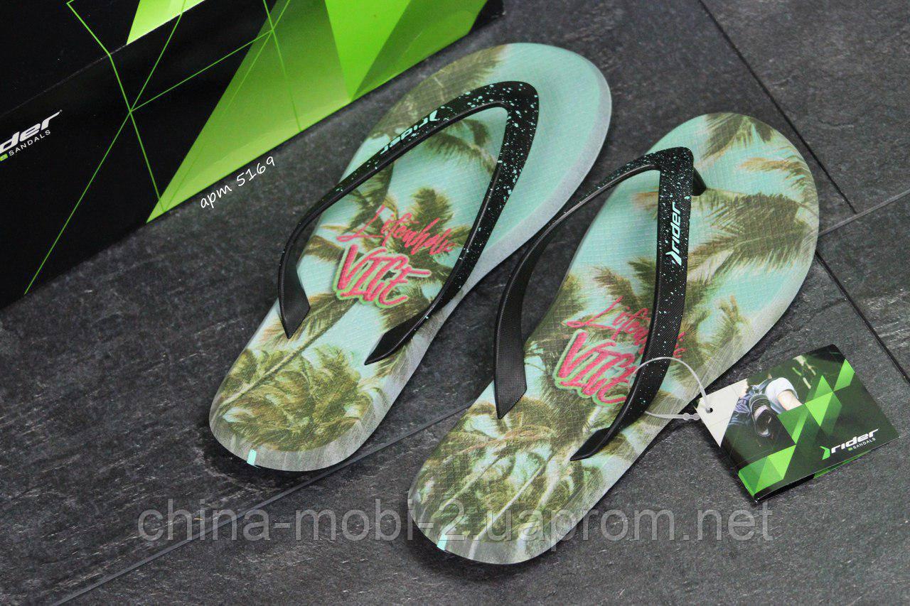Вьетнамки Rider мужские 5169