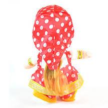 Тільки Опт !!! Мовець лялька Маша - (Повторює, Співає і Бігає!) 3 в 1, фото 2