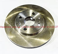 Диск тормозной передний Geely МК/МК-2 1014001811