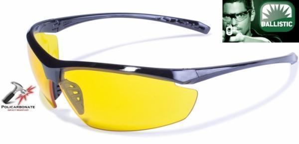 Защитные очки Lieutenant(YELLOW) от Global Vision (США)