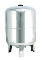 Гідроакумулятор 100 л 10bar нержавійка вертикальний