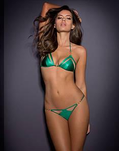 Купальник (только Лиф) Agent Provocateur Cassandra Bikini BRA Green размер 4