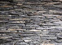 """Камень Сланец """"Черное море"""" торцевой  KLVIV 0.5 м.кв"""