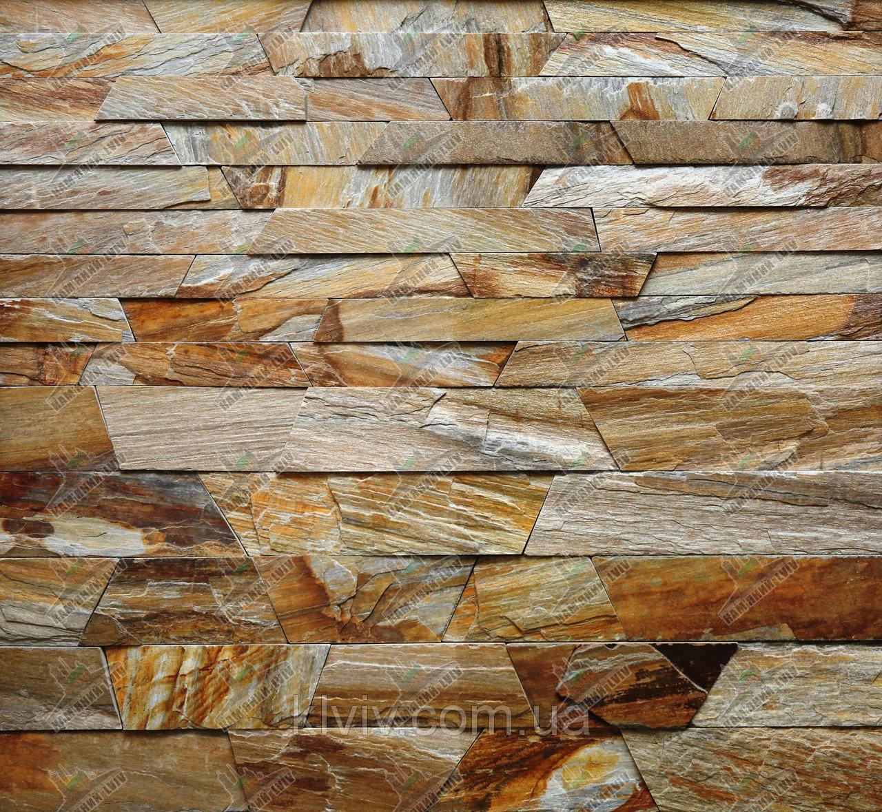 Камень Сланец «Кайрак Дерево» KLVIV 3 см 0.5м.кв, фото 1