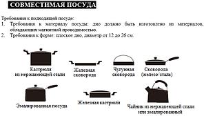 Плита индукционная Hurakan hkn-icf35m, фото 3