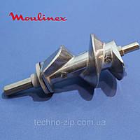 Шнек для мясорубок Moulinex SS-989843 (с уплотнительным кольцом )