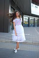 Нарядное платье 2018 14 летнее платье, выпускной наряд, платье на выпускной
