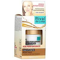 Rival de Loop Age Performance Nachtcreme - Антивозрастной ночной крем для лица