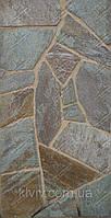 """Колотый сланец """"ALEGRANZA"""" KLVIV/ 1-3 см. облицовочный крупный, фото 1"""