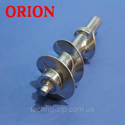 Шнек для мясорубки ORION OR-MG02-27 (с уплотнительным кольцом), фото 2