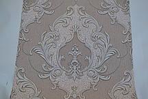 Обои, на стену, виниловые, светло-кофейные, Измир  ВКV 2-1117, 0.53*10м, фото 3