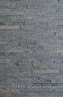 "Лапша из кварцита - сланца ""KAYRAK SILVER"" KLVIV (Турция) 3 см, пиленая с 4 сторон 0.5м.кв, фото 1"