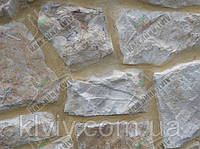 "Облицовочный бут из турецкого мрамора ""ROSALIA GOLD"" KLVIV , фото 1"