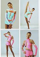 Купальник для художественной гимнастики. Модель2