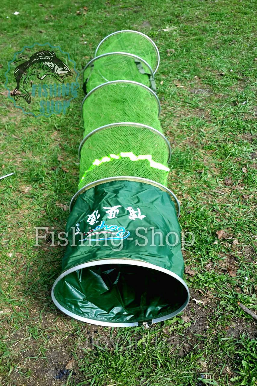 Садок круглый 2,5м прорезиненый