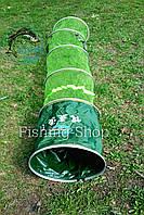 Садок круглый 2,5м прорезиненый, фото 1