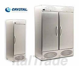 Шафи холодильні Crystal (Греція)