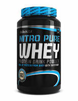 Протеин BioTech USA Nitro Pure Whey 908g