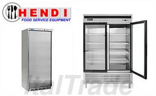 Шафи холодильні Hendi(Нідерланди)