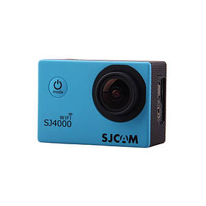 Action Camera SJCAM SJ4000 Full HD 1080p Blue