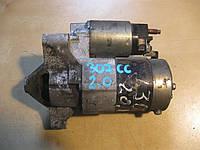 Стартер 9656317680 M000T82081ZE Peugeot 307 б/у, фото 1