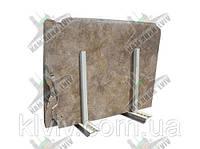 """Слябы толщ. 2 см резание заполнение из вьетнамского ТРАВЕРТИНА  """"TOSCANA"""" KLVIV"""