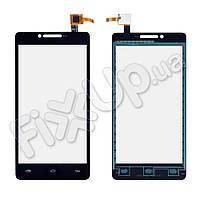 Тачскрин Prestigio MultiPhone PAP 5500, цвет черный, на 2 sim карты