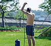 Душ кемпинговый, походный 11л Naturehike NH17L101-D, фото 3