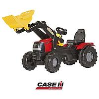 Трактор педальный Rolly Toys 611065