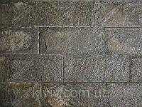 """Плитка сланец """"Серебреные пески"""" KLVIV 20 см Руст"""