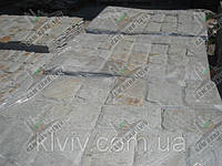 "Плитка сланец ""Белые пески"" KLVIV 15 см Руст"