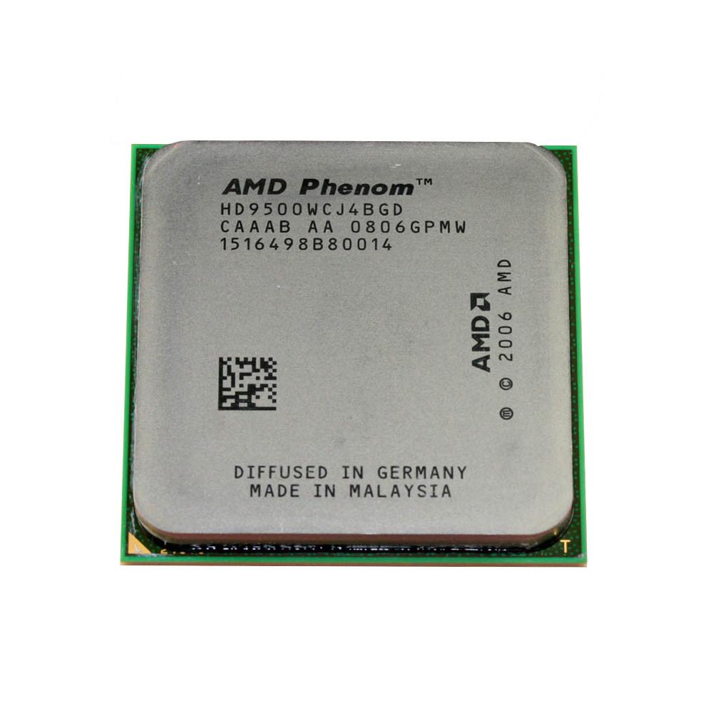 Процессор AMD Phenom X4 9500 (AM2+/2.2GHz/2M/95W)