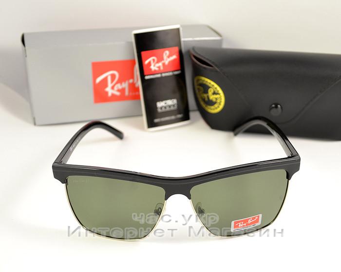 ... Солнцезащитные очки Ray Ban Dylan RB 4186 Polarized глянцевые  поляризация мужские женские реплика 478eb4dafed71