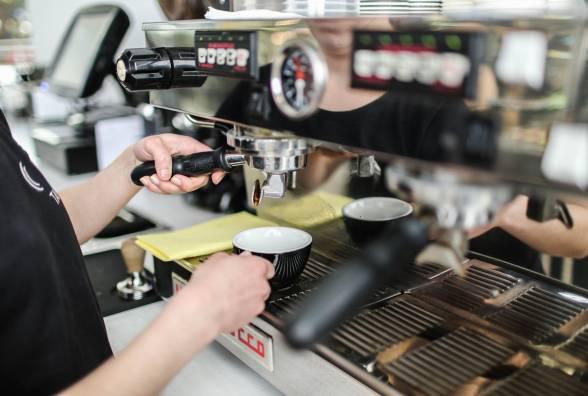 Магазин кави-кав'ярня СКАВАРІДКА тримає марку кращого закладу серед кав'ярень Тернополя