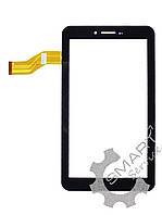 "(p/n:04-0700-0866)Touch screen для планшета №052 (ver2) 7"" FreeLander PD10 3GS  51pin black"