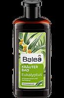 Пена для ванны с эфирным маслом Эвкалипта Balea Kräuterbad Eukalyptus, 500 ml