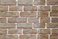 """Фасадно-стеновой песчаник """"Тигровые кирпичи""""  KLVIV 6 см. уп.0.5 м.кв"""