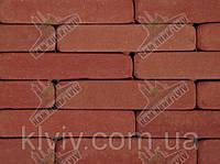 """Плитка облицовочная галтованная розм.4 х 20 см. из индийского песчаника """"Indian Claret"""" KLVIV ANTIK"""