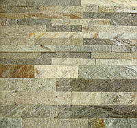"""Камень сланец """"LA PALMA"""" KLVIV шир. 3 см. торцованая нарезка, 0.5 м.кв"""