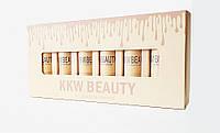 Набор матовых помад KKW Beauty kylie matte lipstick (6 шт.), фото 1