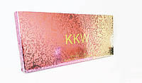 Набор жидких помад KKW Mineralize glass brilliant a leveres (12 шт.), фото 1