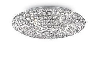 Стельовий світильник King PL7. Ideal Lux
