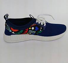 Кроссовки GIPANIS 200 синие р. 36, фото 3