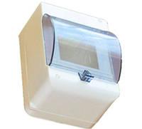 Коробка пластиковая с крышкой под 3-6 автоматов