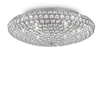 Стельовий світильник King PL9. Ideal Lux
