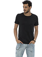 Черная мужская футболка LC Waikiki / ЛС Вайкики, фото 1