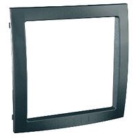 Рамка 1-постовая декоративная Schneider Electric Unica Графит (MGU4.000.62)